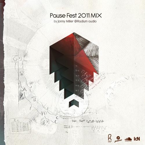 Radium Audio Presents - Pause Fest Artists Compilation 2011