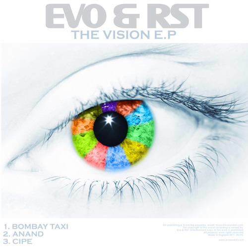 Evo & RST The Vision EP - Cipe