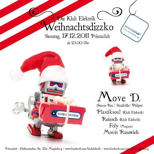 move d @ klub elektrik 2011-12-17
