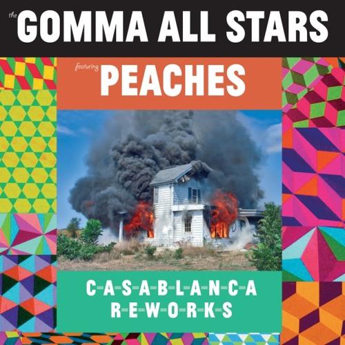 "Gomma All Stars & Peaches present: ""Casablanca Reworks"" (Teaser medley)"
