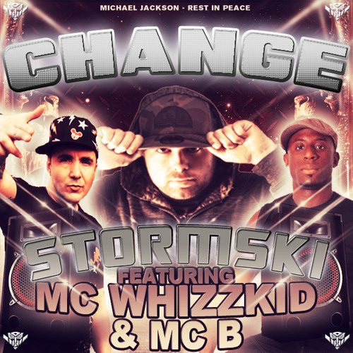 Stormski Ft. MC Whizzkid and MC B - Change. ( Michael Jackson Tribute )