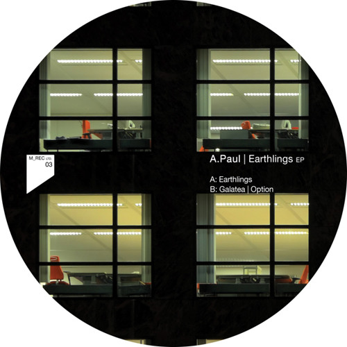 M_REC LTD 03 - A1 -  A.Paul - Earthlings