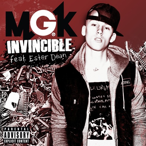 MGK - Invincible (ft. Ester Dean)