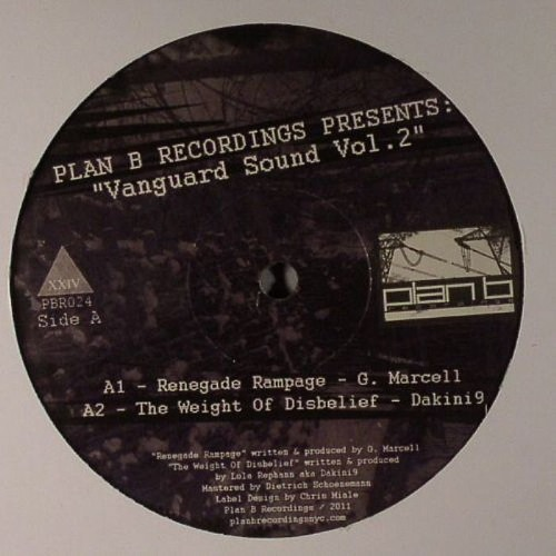 "Vanguard Sound Vol.2, clips (12"" Vinyl)"