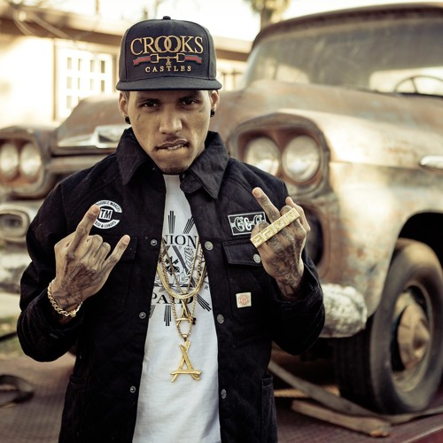 Kid Ink feat ScHoolBoy Q - Get Into the Moment  (Prod by Johnny & Sam) - HotNewHipHop