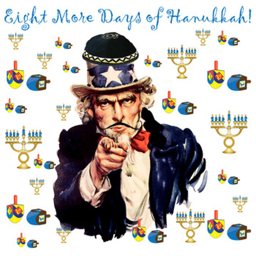 Michael J. Epstein & Sophia Cacciola - Eight More Days of Hanukkah!