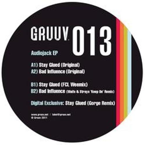 Audiojack-stay glued-gorge rmx