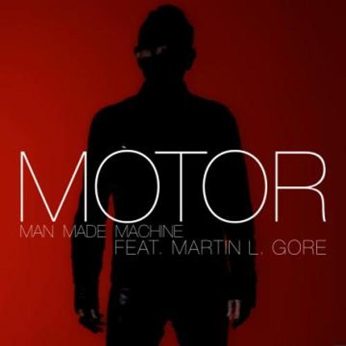 Motor Feat. Martin Gore - Man Made Machine (Preview)