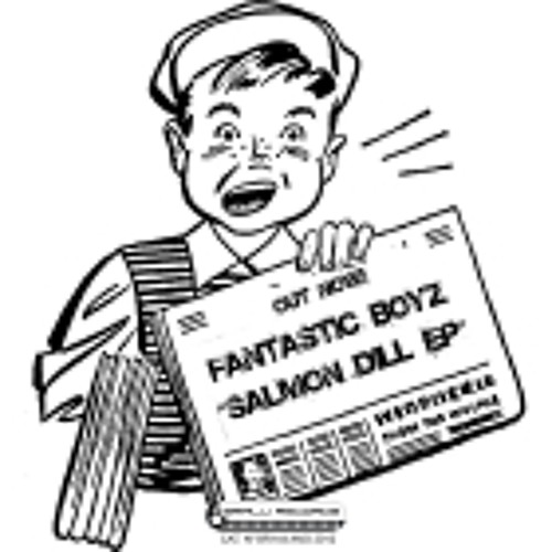 Fantastic Boyz - Bruce And Paul Go Swimming (Salmon Dill EP) OUT NOW ON BRALLI RECORDS!!!