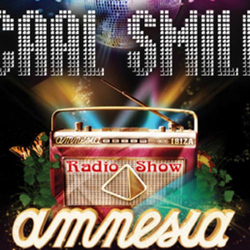 Caal Smile Amnesia Ibiza Radio Show 34 (2011-2012)