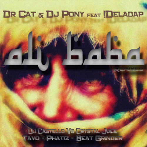 Dr Cat and Dj pony feat Deladap - remix set - teaser
