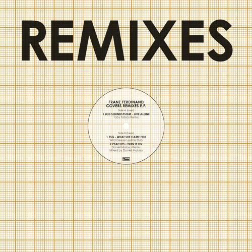 Franz Ferdinand Covers Remix EP