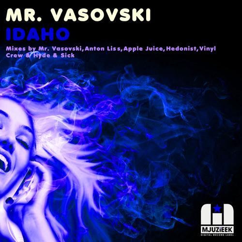 OUT NOW! Mr. Vasovski - Idaho (Vinyl Crew, Hyde & Sick Remix)