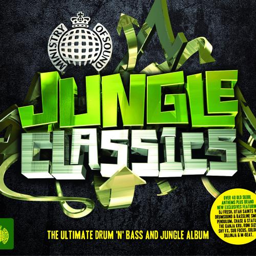 Jungle Classics Megamix