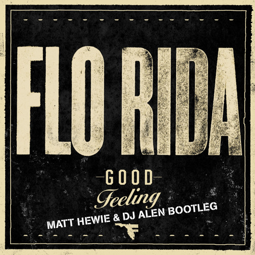 FLO-RIDA - Good Feelings (Matt Hewie & DJ Alen Private Bootleg)