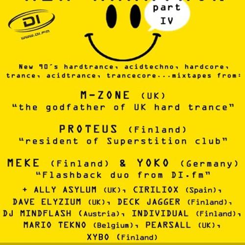DJ Mindflash - Mix for Di.fm  Oldschool Mix Marathon 2011