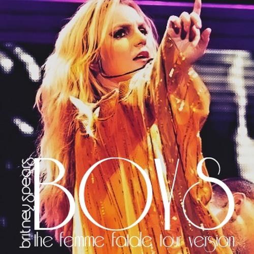 Boys (Femme Fatale Tour Live)