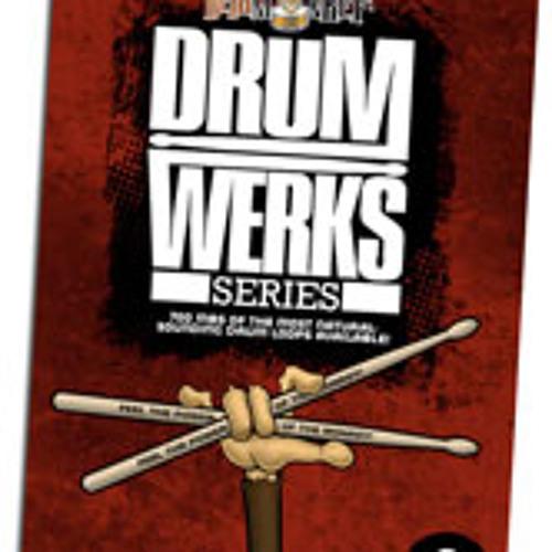 Jimi Hendrix If 6 Was 9 Cover Funk Version: Drum Werks IX Drum Loops Demo