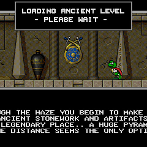 AceMan - Superfrog's Ancient Level (Wobble Dat Giant Pyramid Remix)