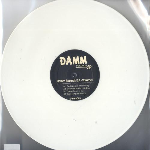 Audiopunkz - Pretending #Damm Records 003#