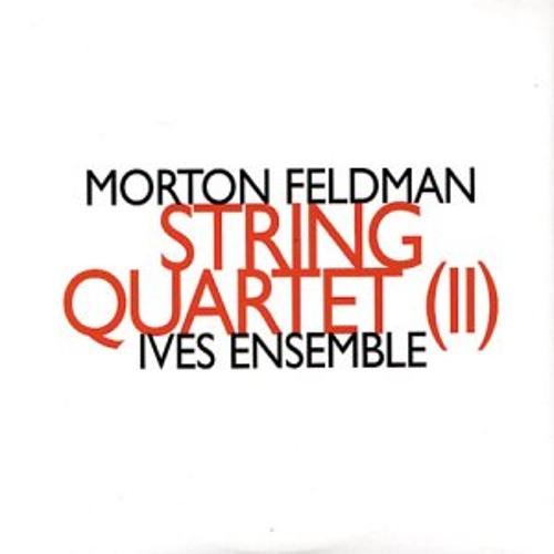 Morton Feldman / String Quartet II - CD I
