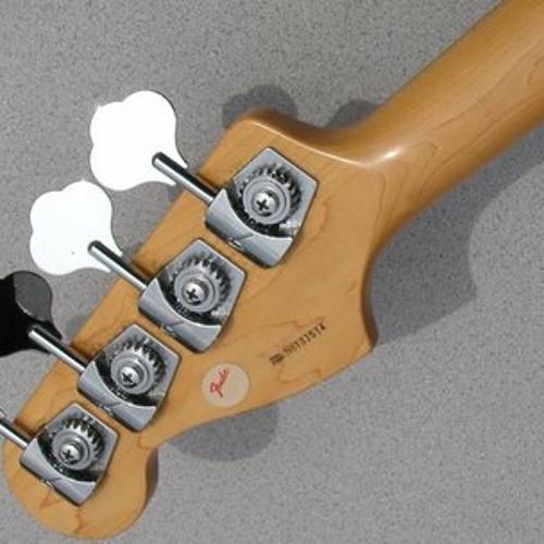Bass Guitar low G# Test Clip