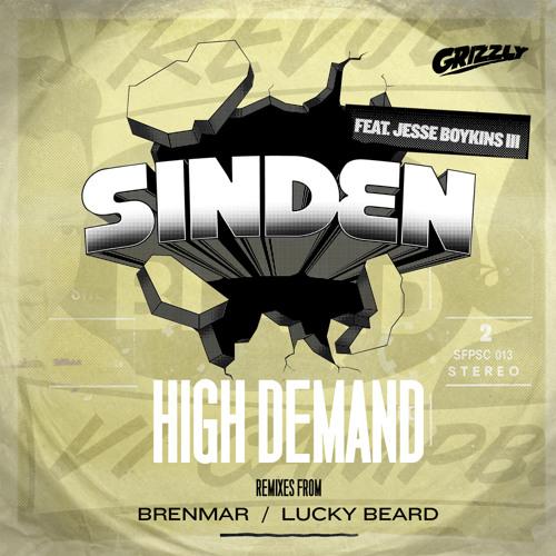Sinden - High Demand feat. Jesse Boykins III (Brenmar Remix) (4 download!)