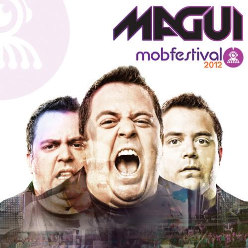 Dj Magui Mixed - Reveillon MOB 2012