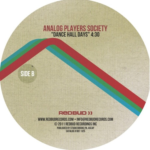 Analog Players Society - Dancehall Days