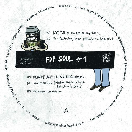 Boytalk & Klinke Auf Cinch - FDF SOUL #1