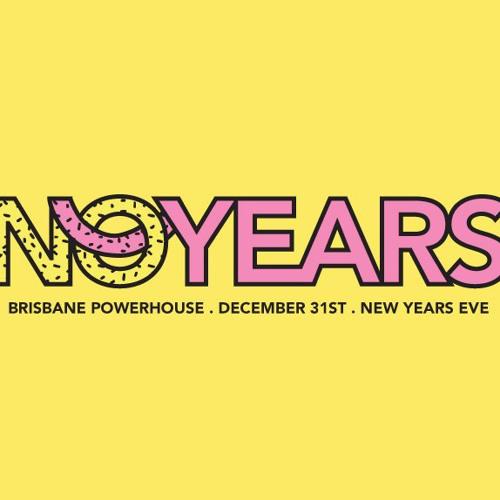 NO YEARS 2011 Sampler Mixtape