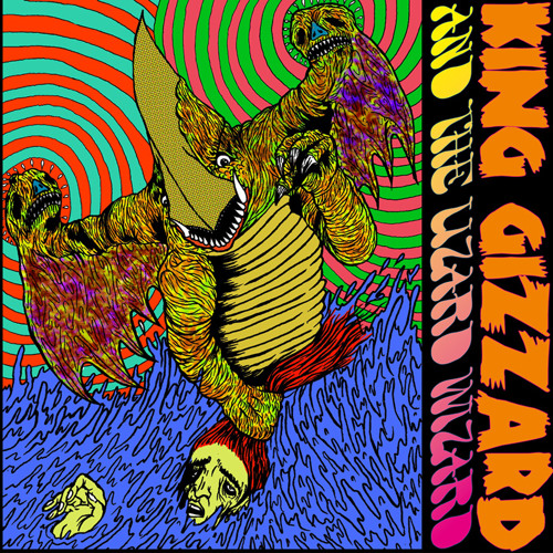 King Gizzard & the Lizard Wizard: Dustbin Fletcher