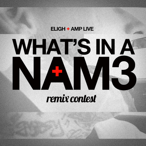 "Eligh + Amp Live ""What's In A Name"" Remix Contest"