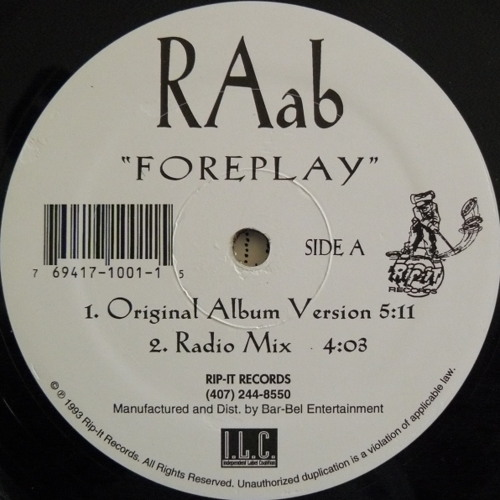 RAAB - Foreplay [SEX MIX]