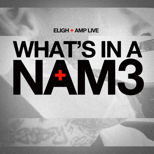 Eligh + Amp Live - What's In A Name (Original)