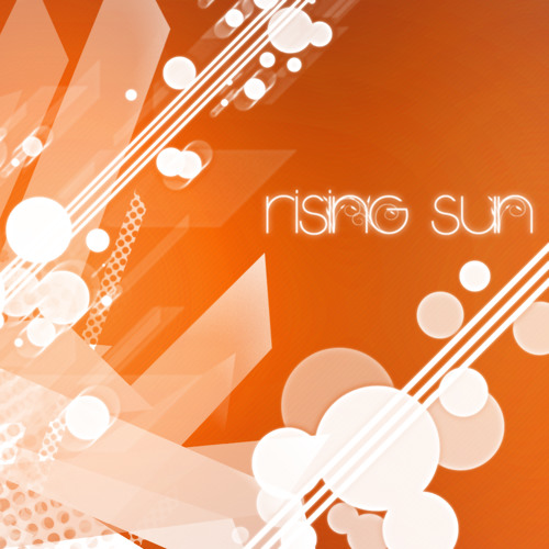 [ETR-03] U-F Sequencer - Rising Sun[EP]