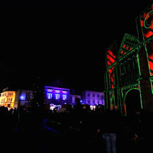 Hol Baumann - St Leger - (For Video Mapping)