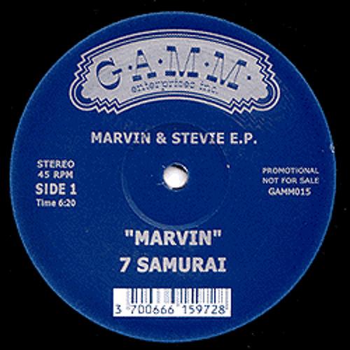 7 SAMURAI - Marvin