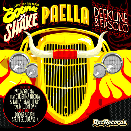"Deekline & Ed Solo - Paella (Blaze It Up) feat. Million Dan ""Out Now On Beatport"""