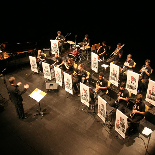BBJ   Big Band Júnior 2011-12   Concerto CCB   16 Dezembro 2011