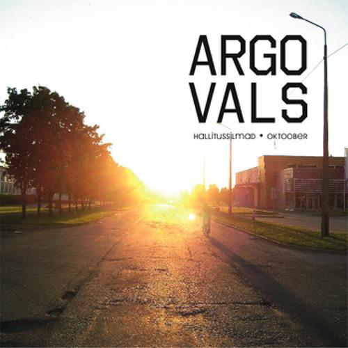 "Argo Vals - Hallitussilmad (from solo album ""Tsihcier"", 2012)"