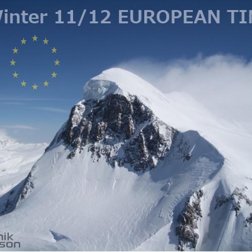 Nik Olson - Winter 11/12 European Time