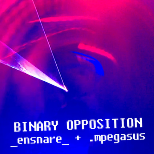 _ensnare_ and .mpegasus - Binary Opposition Album Preview