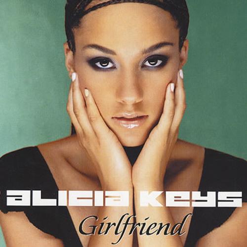 Alicia Keys-Girlfriend (Guzl Remix)