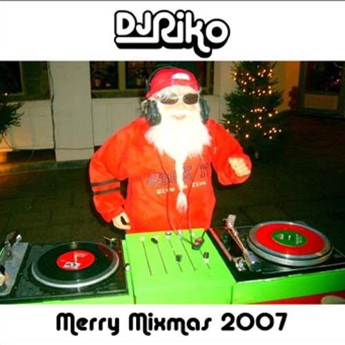 DJ Riko featuring Marcie - Hey Mr Santa