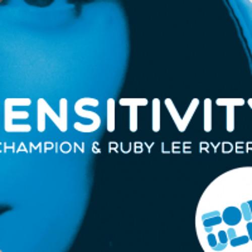 Ruby Lee Ryder - Sensitivity (86 Baby Remix)