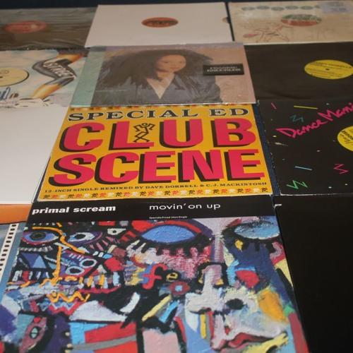 Hacienda Vinyl Mix - inc Primal Scream, Frankie Knuckles, Ice T & PM Dawn