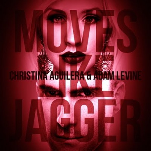Remix Moves Like Jagger (Bootleg) By DJ D'Alberto