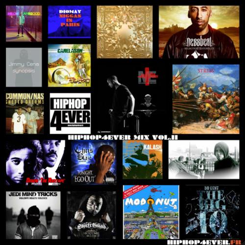 HipHop4ever Mix Vol.11
