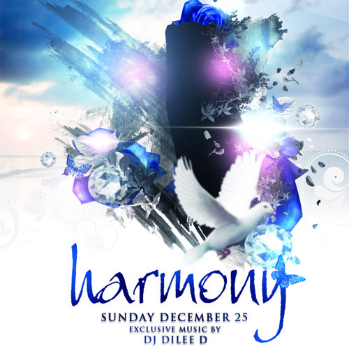 *HARMONY* - *Live Podcast By Dj Dilee D - 25-12-11*
